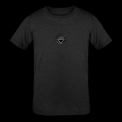 Knight654 Logo - Kids' Tri-Blend T-Shirt