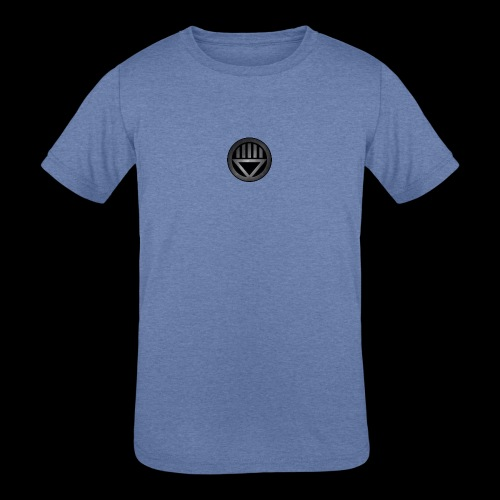 Knight654 Logo - Kids' Tri-Blend T-Shirt