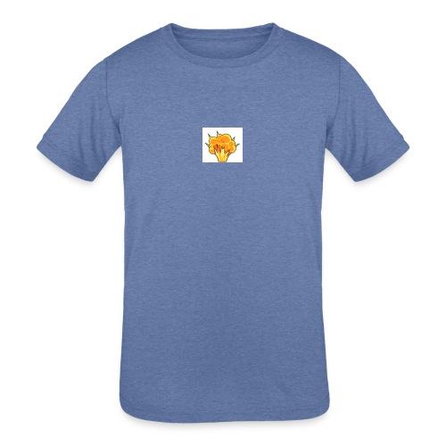 Boom Baby - Kids' Tri-Blend T-Shirt