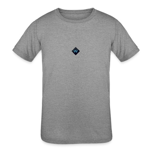 White_Sparclz Gaming CHANEL LOGO 22 - Kids' Tri-Blend T-Shirt
