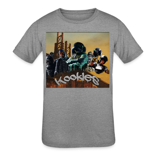 cuckmcgee - Kids' Tri-Blend T-Shirt