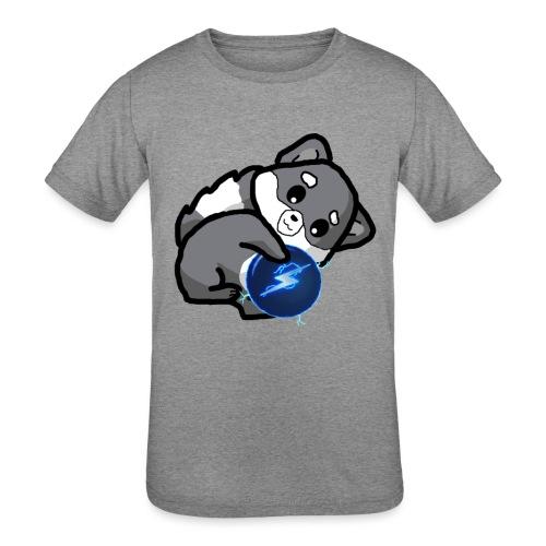 Eluketric's Zapp - Kids' Tri-Blend T-Shirt