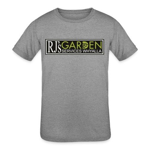 WHYALLA GARDENING - Kids' Tri-Blend T-Shirt