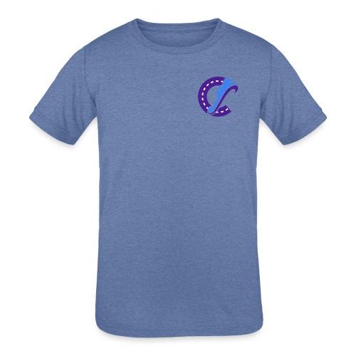 Icon - Kids' Tri-Blend T-Shirt
