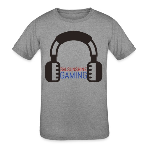 salsunshine gaming logo - Kids' Tri-Blend T-Shirt