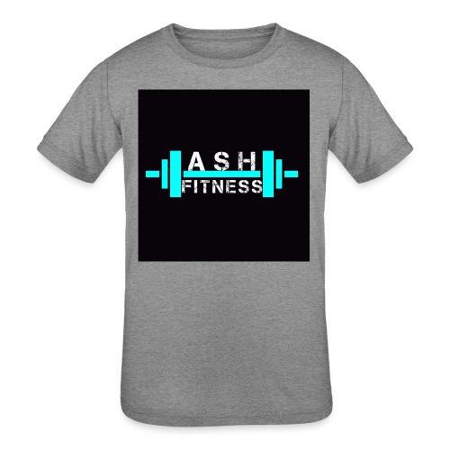 ASH FITNESS ACCESSORIES - Kids' Tri-Blend T-Shirt