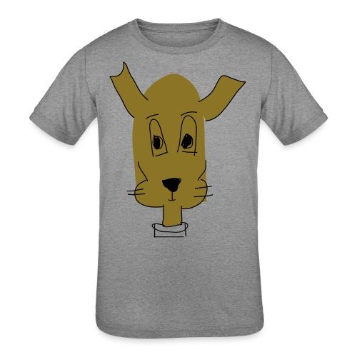 ralph the dog - Kids' Tri-Blend T-Shirt