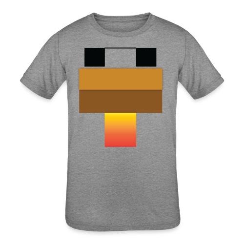 chicken Head - Kids' Tri-Blend T-Shirt