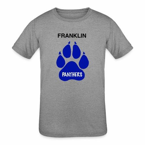 Franklin Panthers - Kids' Tri-Blend T-Shirt