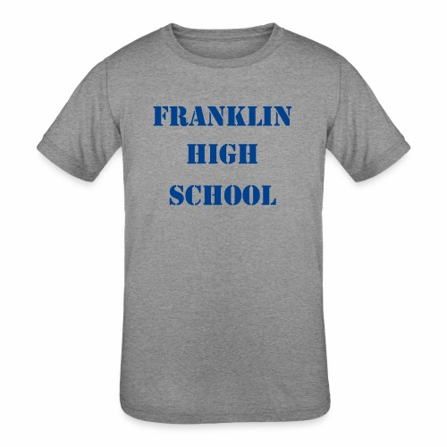 FHS Classic - Kids' Tri-Blend T-Shirt