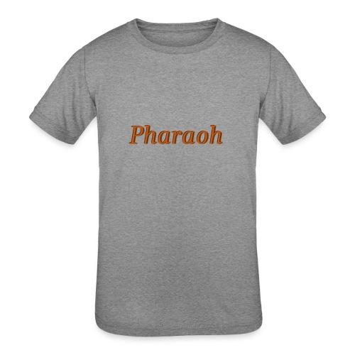 Pharoah - Kids' Tri-Blend T-Shirt