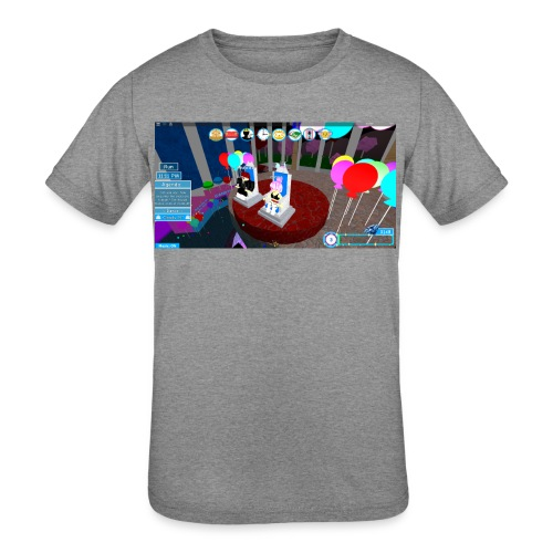 prom queen - Kids' Tri-Blend T-Shirt