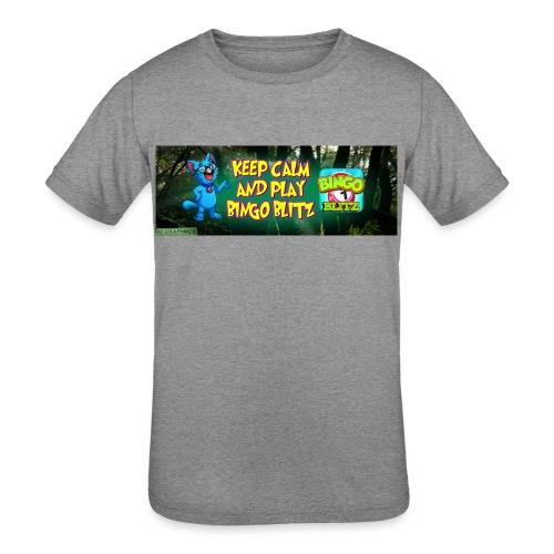 KDMYBANNER1 - Kids' Tri-Blend T-Shirt