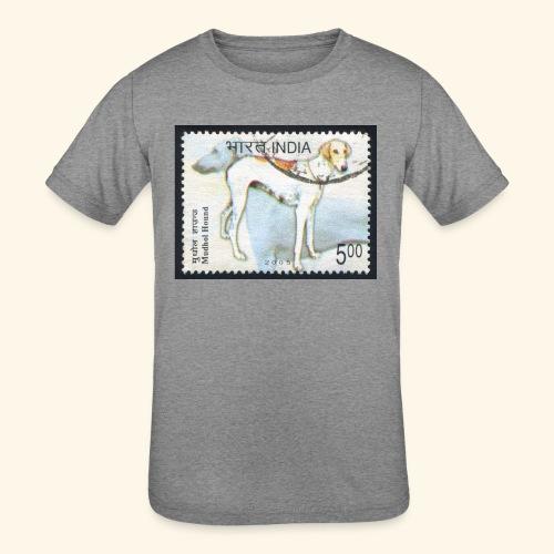India - Mudhol Hound - Kids' Tri-Blend T-Shirt
