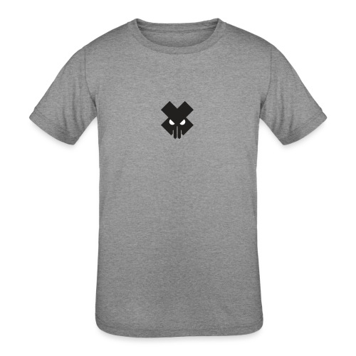 T.V.T.LIFE LOGO - Kids' Tri-Blend T-Shirt