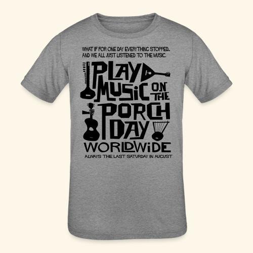 PMOTPD2021 SHIRT - Kids' Tri-Blend T-Shirt
