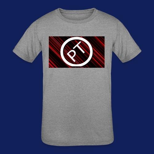 Pallavitube wear - Kids' Tri-Blend T-Shirt