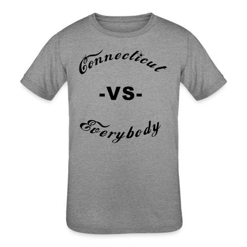 cutboy - Kids' Tri-Blend T-Shirt