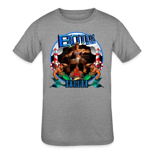 BOTOX MATINEE SAILOR T-SHIRT - Kids' Tri-Blend T-Shirt