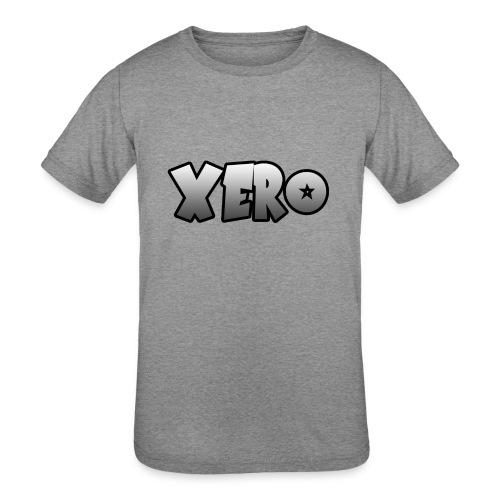 Xero (No Character) - Kids' Tri-Blend T-Shirt
