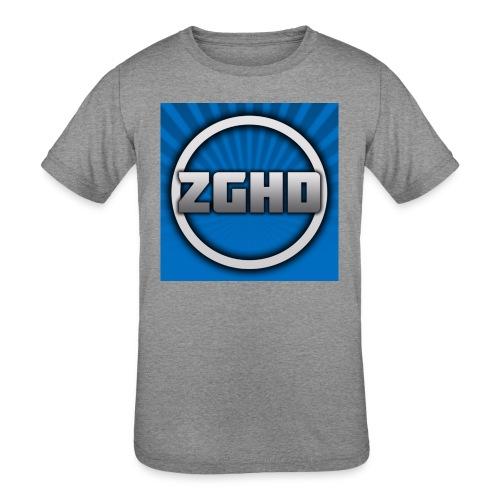 ZedGamesHD - Kids' Tri-Blend T-Shirt
