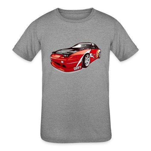 cars drift - Kids' Tri-Blend T-Shirt
