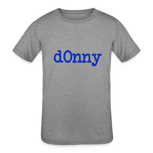 d0nny - Kids' Tri-Blend T-Shirt