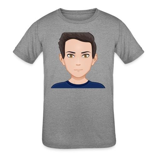 SUN-Snake - Kids' Tri-Blend T-Shirt