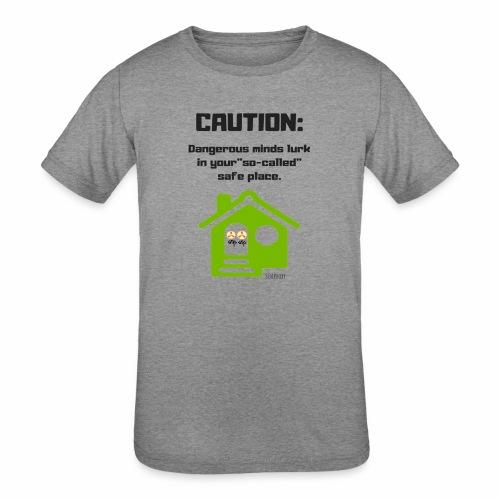 Dangerous minds - Kids' Tri-Blend T-Shirt