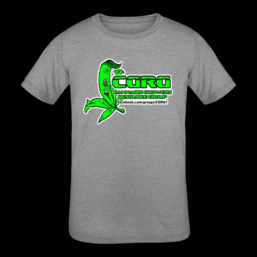 CGRG - Kids' Tri-Blend T-Shirt