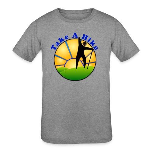 Take A Hike - Kids' Tri-Blend T-Shirt