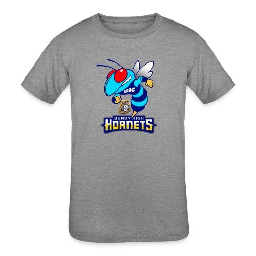 Hornets FINAL - Kids' Tri-Blend T-Shirt