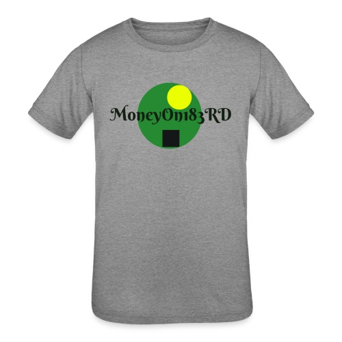 MoneyOn183rd - Kids' Tri-Blend T-Shirt