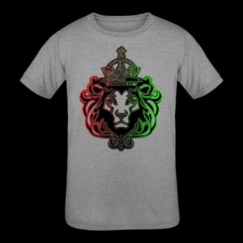 RBG Lion - Kids' Tri-Blend T-Shirt