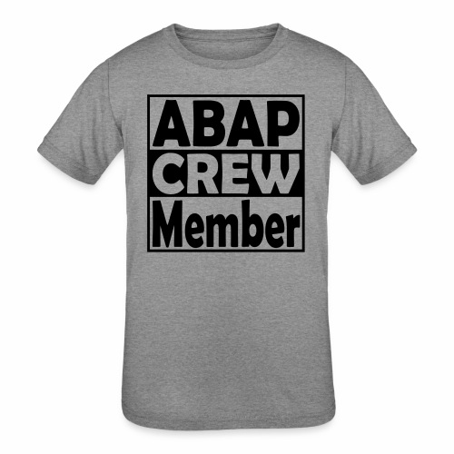 ABAPcrew - Kids' Tri-Blend T-Shirt