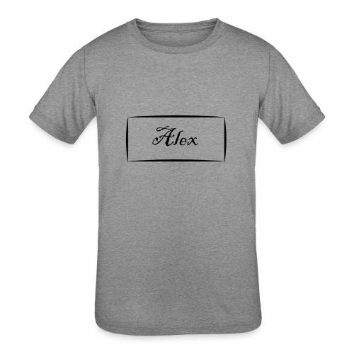 Alex - Kids' Tri-Blend T-Shirt