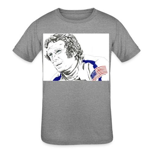 McQUEEN - Kids' Tri-Blend T-Shirt