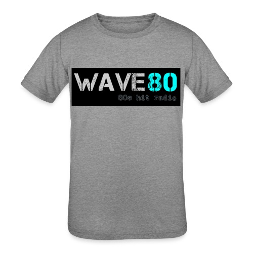 Main Logo - Kids' Tri-Blend T-Shirt