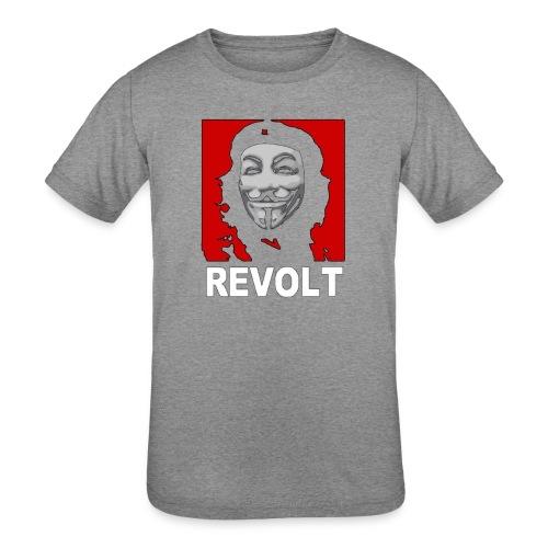 Anonymous Che Revolt Mugs & Drinkware - Kids' Tri-Blend T-Shirt