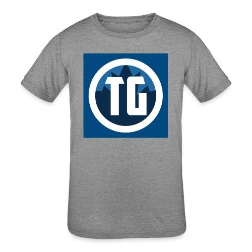 Typical gamer - Kids' Tri-Blend T-Shirt
