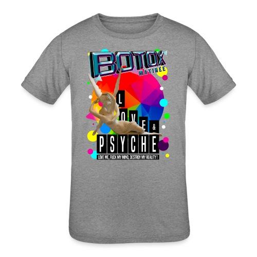 BOTOX MATINEE LOVE & PSYCHE T-SHIRT - Kids' Tri-Blend T-Shirt