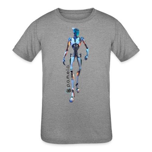 P.A.M.E.L.A. Seeker - Kids' Tri-Blend T-Shirt