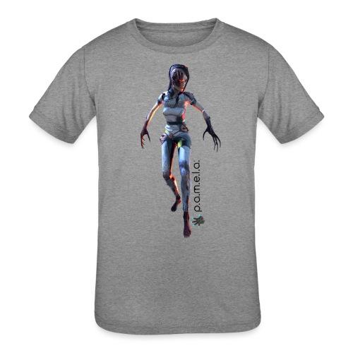 P.A.M.E.L.A. Widow - Kids' Tri-Blend T-Shirt