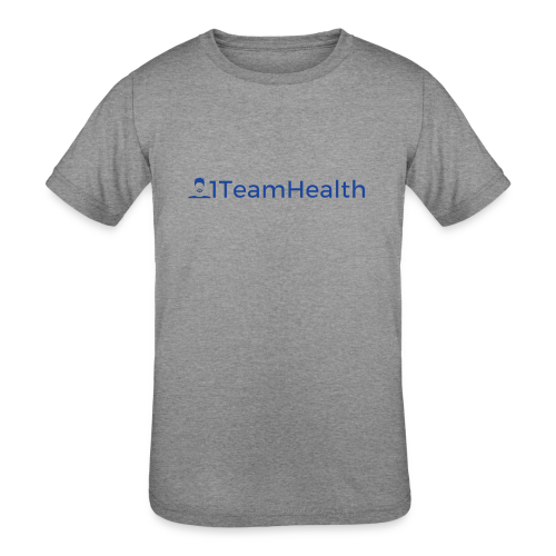 1TeamHealth Simple - Kids' Tri-Blend T-Shirt