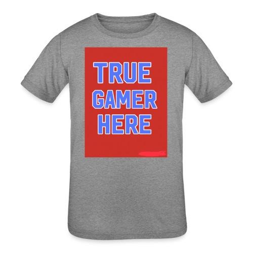 58722AF6 0345 4B70 A70B FBF270884866 - Kids' Tri-Blend T-Shirt