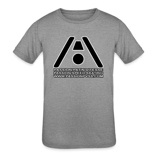 Passion / Skate / Speed - Passion / Speed / Skating - Kids' Tri-Blend T-Shirt