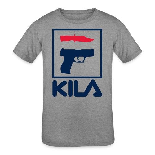 Kila - Kids' Tri-Blend T-Shirt