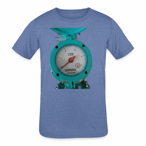 Meter - Kids' Tri-Blend T-Shirt