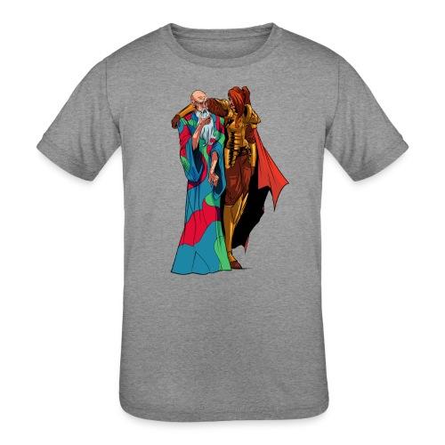 anjelicaPRO png - Kids' Tri-Blend T-Shirt