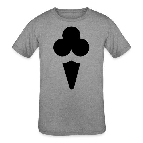 Ice cream - Kids' Tri-Blend T-Shirt